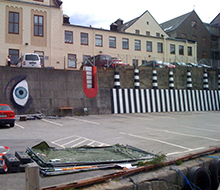 Stripedyret // Haugesund