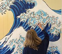 Hokusai // Utsira